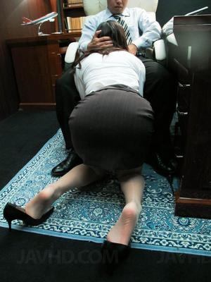 Office Ass Porn